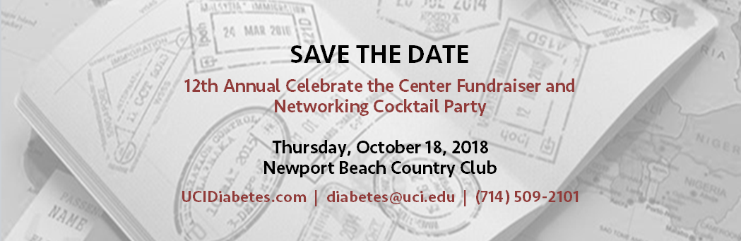 Save the Date! October 18, 2018